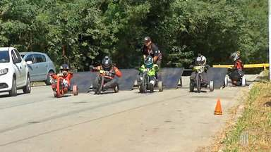 Crianças desafiam as ladeiras de Arujá e mostram talento no Drift Trike - Além da parte esportiva, modalidade promove o desenvolvimento pessoal para competidores de todas as idades