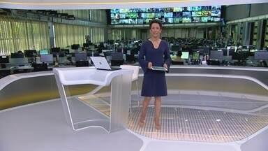 Jornal Hoje - íntegra 12/10/2019 - Os destaques do dia no Brasil e no mundo, com apresentação de Maria Júlia Coutinho.