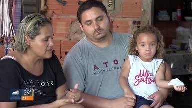 Criança se corta com prato de vidro em creche de Sobradinho - Mãe do menino foi avisada mais de 3 horas depois do acidente.