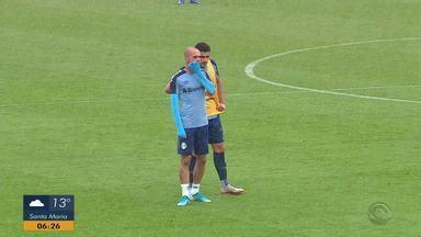 Grêmio ganha reforços para enfrentar o Bahia nesta quarta-feira (16) - Veja quem são os jogadores voltam ao tricolor.