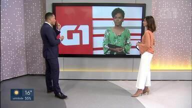 G1 no BDDF: Veja 13 temas de redação que podem cair no Enem 2019 - Outros destaques: Lobo-guará e tamanduá-bandeira são resgatados pela PM Ambiental. Roubos em transporte público aumentam 43% no DF.