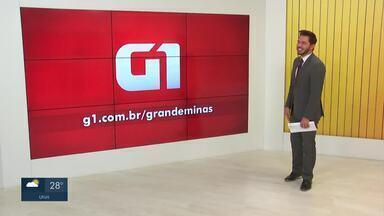 Confira os destaques do G1 nesta terça-feira (15) - Enterrados os corpos dos quatro jovens mortos em acidente entre ônibus e motos em MG.