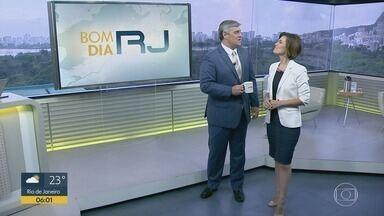 Bom dia Rio - Edição de terça-feira, 15/10/2019 - As primeiras notícias do Rio de Janeiro, apresentadas por Flávio Fachel, com prestação de serviço, boletins de trânsito e previsão do tempo.