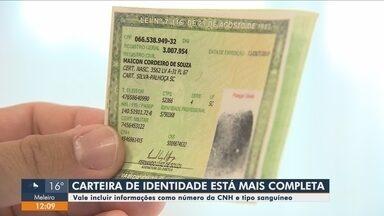 Nova carteira de identidade SC: veja quais informações podem ser incluídas no documento - Nova carteira de identidade SC: veja quais informações podem ser incluídas no documento