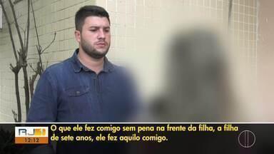 Companheira de PM que aparece sendo agredida por ele em vídeo recebe alta e relata ameaças - Agressões aconteceram no último sábado (12) em Campos (RJ).