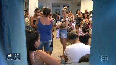 Emergências lotadas e sem estrutura, em Duque de Caxias - Profissionais de saúde denunciam falta de condições para prestar socorro aos pacientes