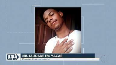 Adolescente membro da Guarda Mirim morre após ser espancado em Macaé, no RJ - Pedro Borghi, de 16 anos, foi enterrado nesta segunda-feira (14).