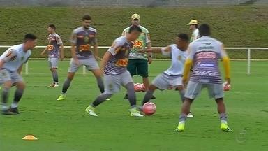 Mirassol se reapresenta após derrota na Copa Paulista - Mirassol se reapresenta após derrota na Copa Paulista.