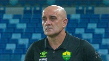 Cuiabá perde para o Sport na Ilha do Retiro na sére B - Cuiabá perde para o Sport na Ilha do Retiro na sére B