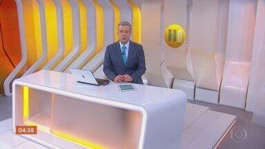 Hora 1 - Edição de quarta-feira, 16/10/2019 - Os assuntos mais importantes do Brasil e do mundo, com apresentação de Roberto Kovalick.
