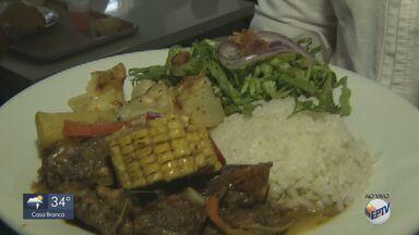 """Bom Prato São Carlos oferece cardápio especial preparado pela chef Isabela Ruggiero - O almoço será servido no Dia Internacional da Alimentação, nesta quarta-feira, como parte da programação do evento """"SP Gastronomia"""""""