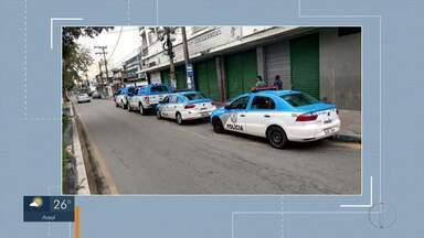 PM faz operação no Lagomar, em Macaé, depois de mais um assassinato - Ação foi na manhã desta quarta (16).