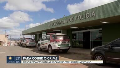 Polícia promete instalação de câmeras de segurança em Planaltina - Policiais dizem que ainda não há data prevista para instalação dos equipamentos.