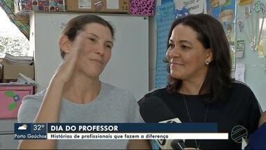 Especial: Homenagem ao dia do professor - Especial: Homenagem ao dia do professor