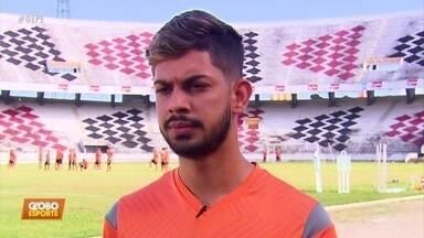 Héricles volta a jogar, faz gol e espera ano melhor, em 2020 - Meia está curado de contusão, que tirou o jogador da temporada 2019