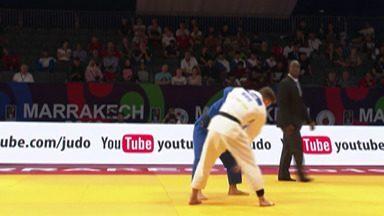 Judoca de Mogi Willian Lima é campeão mundial júnior no Azerbaijão - O atleta é o primeiro do Alto Tietê a conquistar um título mundial.