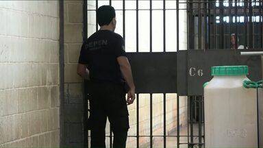 Acesso restrito: Meio-Dia Paraná mostra interior de penitenciária de Foz - Conheça a rotina dos agentes penitenciários e dos presidiários.