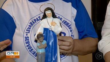 Excursões saem de Petrolina para acompanhar missa em homenagem à Santa Dulce dos Pobres - A missa será celebrada no domingo, na Arena Fonte Nova em Salvador
