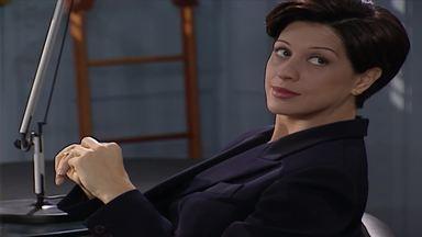 Capítulo de 19/06/1998 - Clementino apresenta Clara à família confessa a Agenor que está gostando dela. Clara ouve Marta dizer que alguém pode ter tentado matar Guilherme no hospital e fica apavorada.