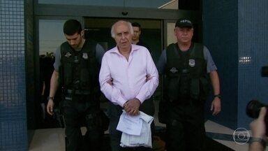 Roger Abdelmassih retorna ao presídio de Tremembé - Justiça revogou hoje a prisão domiciliar do ex-médico que estava desde agosto em um hospital penitenciário.