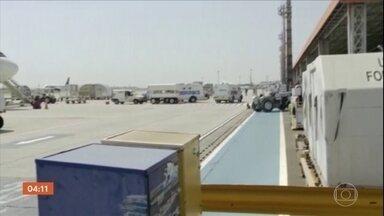 Dinheiro roubado no Aeroporto de Viracopos foi recuperado e devolvido - De acordo com a polícia, o dinheiro foi devolvido à empresa de transporte de valores.