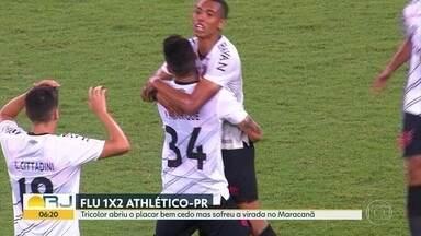 Veja as notícias do futebol com André Loffredo - Fluminense perde a chance de sair da zona de rebaixamento