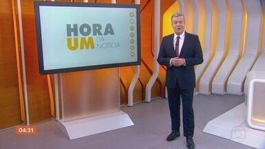 Hora 1 - Edição de sexta-feira, 18/10/2019 - Os assuntos mais importantes do Brasil e do mundo, com apresentação de Roberto Kovalick.