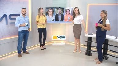 Bom Dia MS - edição de sexta-feira, 18/10/2019 - Bom Dia MS - edição de sexta-feira, 18/10/2019