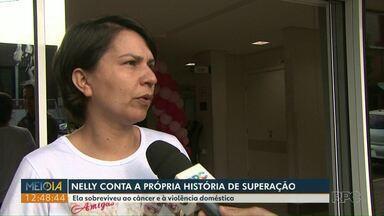 Projeto ajuda mulheres que tiveram câncer a fazer cirurgia de reconstituição de mama - Moça Bonita nasceu no Líbano e chegou ao Brasil.