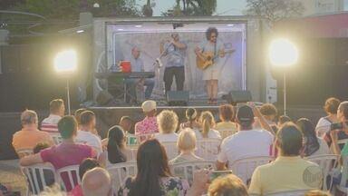 'Na Estrada com Derico' estreia neste sábado (19) na EPTV - Programa leva música instrumental às cidades da área de cobertura da emissora.