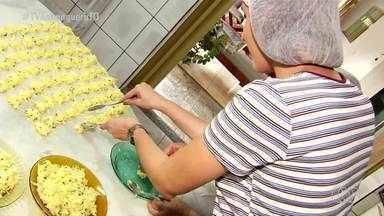 Aprenda a fazer uma deliciosa cocada de maracujá - Aprenda a fazer uma deliciosa cocada de maracujá