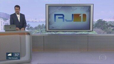 RJ1 - Íntegra 19/10/2019 - O telejornal, apresentado por Mariana Gross, exibe as principais notícias do Rio, com prestação de serviço e previsão do tempo.