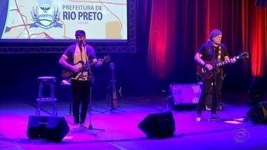 Representantes de Rio Preto ficam entre os premiados do Festival de MPB - Representantes de Rio Preto ficam entre os premiados do Festival de MPB
