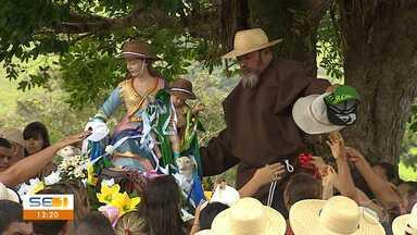 Celebração de Divina Pastora acontece neste domingo - Celebração de Divina Pastora acontece neste domingo.