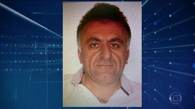 Um dos traficantes mais procurados do país é preso em Campinas - Segundo a polícia, libanês negociava um carregamento de drogas no momento da prisão
