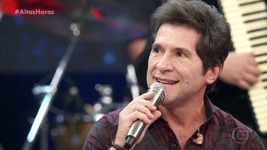 Daniel fala sobre seus 36 anos de carreira - Cantor iniciou nos palcos aos 11 anos