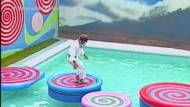 Olimpíadas do Faustão apresenta 'Disco Doido' - Programa reexibe um de seus quadros mais clássicos