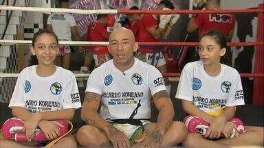 Conheça Ricardo Koreano, cearense que vai disputar o Mundial de Kickboxing - Lutador vai para Sarajevo, na Bósnia e Herzegovina, em busca de mais um título para a carreira.