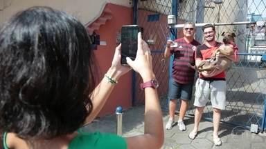 Flamenguista rifa ingresso para semifinal do time na Libertadores para salvar seu cãozinho - Precisando de dinheiro para pagar o tratamento de Doze, diagnosticado com câncer, Danilo criou rifa para salvá-lo e uniu pessoas de todas as torcidas e de todos os cantos do Brasil.