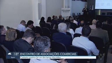 Cadastro positivo é abordado em Encontro de Associações Comerciais - Assunto foi abordado em evento que ocorreu nesta segunda-feira (21), na Associação Comercial de Santos (ACS).