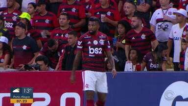 Veja as informações do Flamengo para a partida contra Grêmio - Assista ao vídeo.