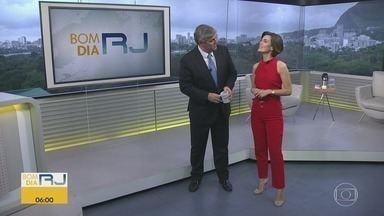 Bom dia Rio - Edição de quarta-feira, 23/10/2019 - As primeiras notícias do Rio de Janeiro, apresentadas por Flávio Fachel, com prestação de serviço, boletins de trânsito e previsão do tempo.