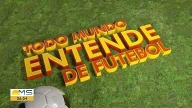 Flamengo X Grêmio em destaque no quadro Todo Mundo Entende de Futebol - Alexandre Cabral foi às ruas de Campo Grande ouvir a opinião dos torcedores.