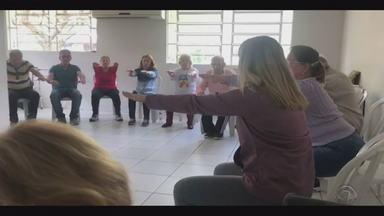 Evento em Porto Alegre discute formas de combater o Parkinson - Conheça histórias de pessoas que foram diagnosticadas com a doença.