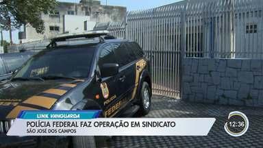 Voltamos com mais informações sobre o operação da PF em São José - Veja link.