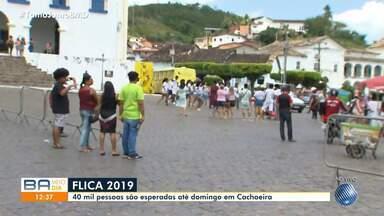 Flica movimenta o Recôncavo baiano a partir desta quinta e atrai crianças e adultos - A maior festa literária do Norte e Nordeste acontece até domingo (27), em Cachoeira.
