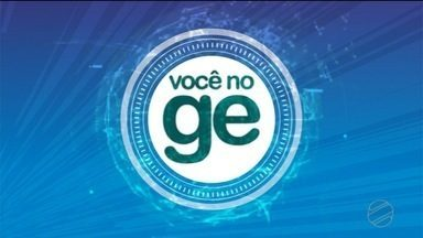 VC no GE: Confira o Golaço do Carlos Cézar - VC no GE: Confira o Golaço do Carlos Cézar