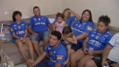 Ederson do Cruzeiro, que fez gol polêmico contra o Timão é de Campo Grande - Ederson do Cruzeiro, que fez gol polêmico contra o Timão é de Campo Grande