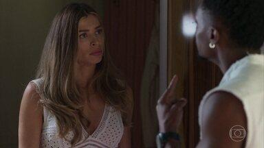 Ramon e Paloma discutem por causa de Marcos - Ramon chora e diz que está mal