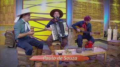 Confira as atrações do Galpão Crioulo deste domingo (27) - Assista ao vídeo.